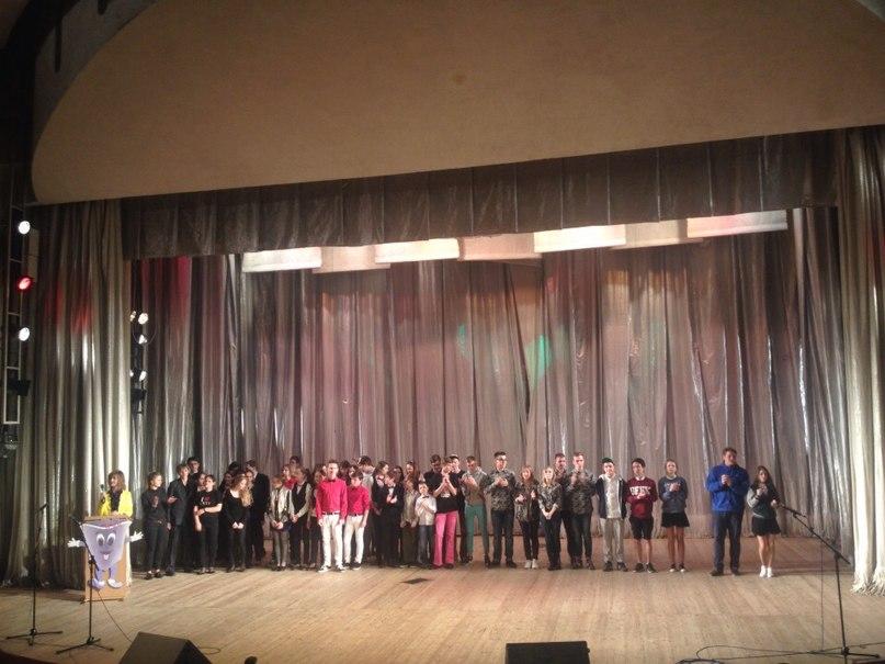 Второй полуфинал Школи жартів 2014