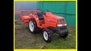 Мини трактор Kubota X 20 D