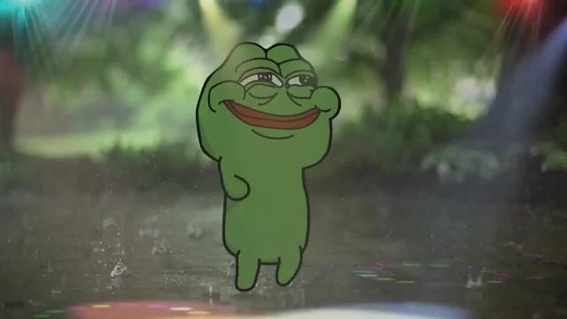 Dancing Pepe