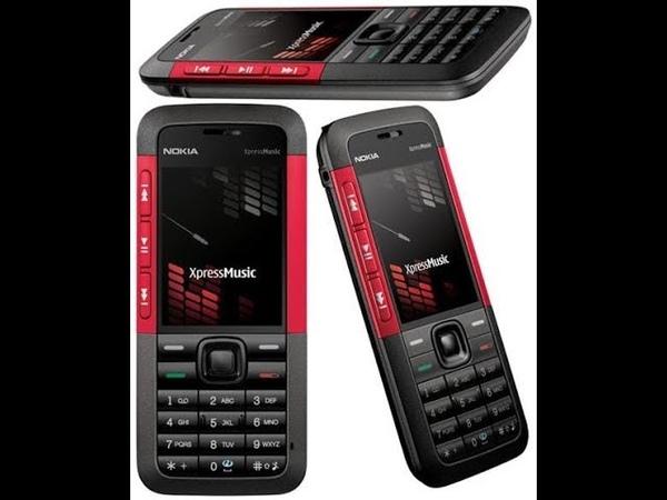 100 Original Nokia 5310 Xpress Music Refurbished phone
