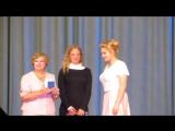 Вручение аттестата о Среднем образовании Арине, внученьке моей. 21 июня, 2017 г. Новосибирск