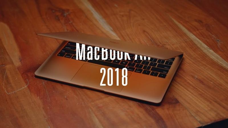 Обзор MacBook Air (2018) с Touch ID