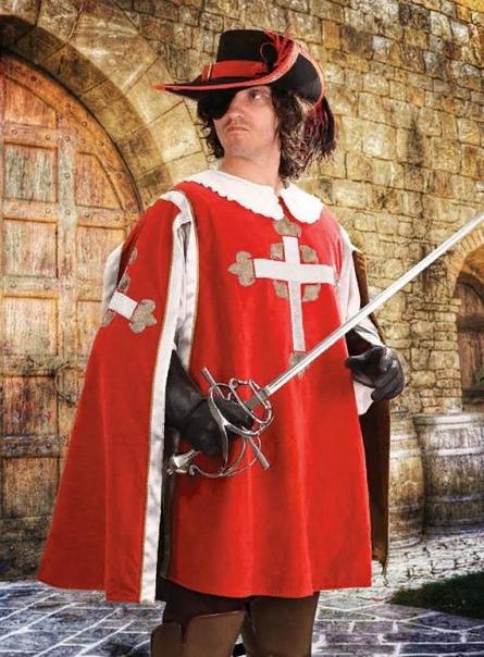 Мушкетеры короля и гвардейцы кардинала