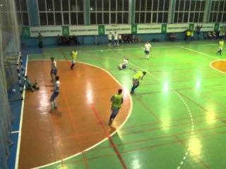 24ФК Универ 9 тур 4 лига Первая Банная -- Мегабанк 5-0