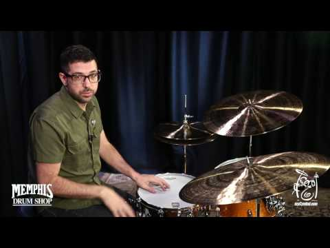 Sabian Artisan Elite Cymbal Set - Played by Mark Guiliana (SET-1041417N)