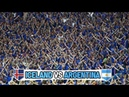 Vikings Iceland Fans In Russia 2018 06 16 Fifa World Cup Argentina vs Iceland 1 1