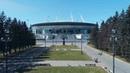 Газпром Арена в Новый год с новым именем