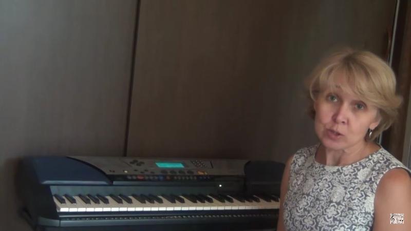 Клавиатура фортепиано. Регистры. Октавы. Клавиши. Ноты.