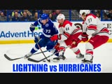 Dave Mishkin calls Lightning highlights from win over Hurricanes