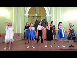 "студия Бекар - ""Мы вместе"" СПб 2013"