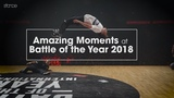 Amazing Moments at BATTLE OF THE YEAR 2018 .stance