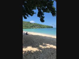 Пляж отеля Tri Trang (Пхукет)
