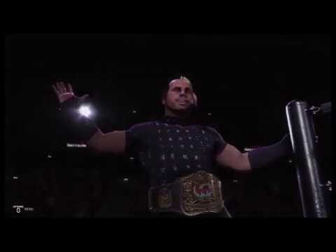 WWE 2K19 The Brothers of Destruction vs The Hardy Boyz No Way Out '01 WWF Tag Team Championship