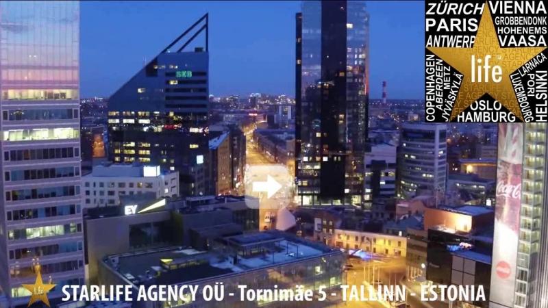 Как найти Starlife Agency