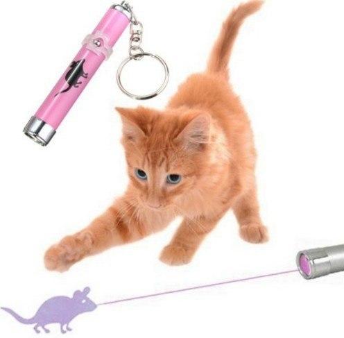 Лазер для котов за 109
