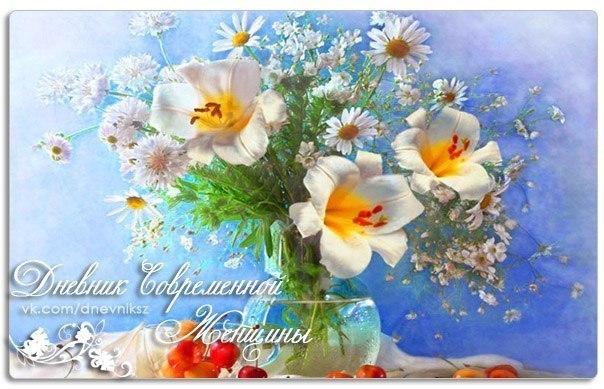 Люди дарят цветы, потому что в цветах заложен настоящий смысл Любви. Тот, кто попытается