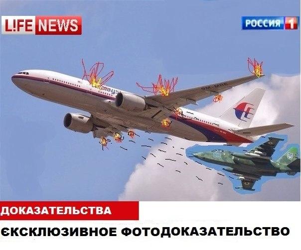 """Премьер-министр Малайзии: """"Боинг-777"""" в Донецкой области был сбит ракетой """"земля-воздух"""" - Цензор.НЕТ 1120"""