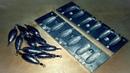 Как сделать любую алюминиевую форму для литья рыболовных грузил с оснасткой