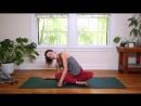 Глубокая йога-растяжка от Адриен (English)