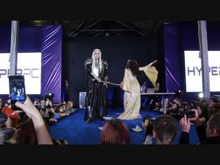 СержЛоки , Оити - Thranduil , Ellerian - The Hobbit - Moscow Comic Convention 2018