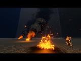 VFX Style Development Firefall