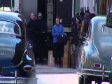 Crews shooting CAROL in Over-the-Rhine