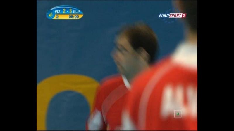 Кубок УЕФА 2007-2008. Финал. Эль Посо (Мурсия, Эль Посо) - ВИЗ-Синара (Екатеринбург, Россия)