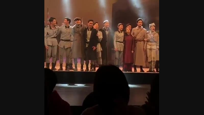 [VIDEO] 181109 _yujung_97's Instagram updated : Sinheung Military Academy Musical in Jeonju Day 1 - 인피니트 Sunggyu