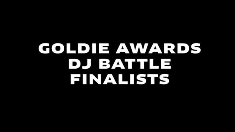 Goldie Awards 2018 DJ Finalists Announcement
