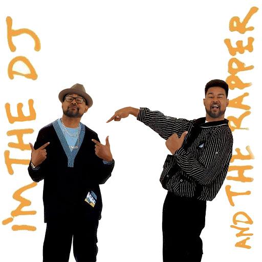 Mad Skillz альбом Im The DJ....And The Rapper
