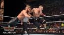 FULL MATCH - John Cena vs. Seth Rollins - Tables Match WWE TLC 2014 WWE Network Exclusive