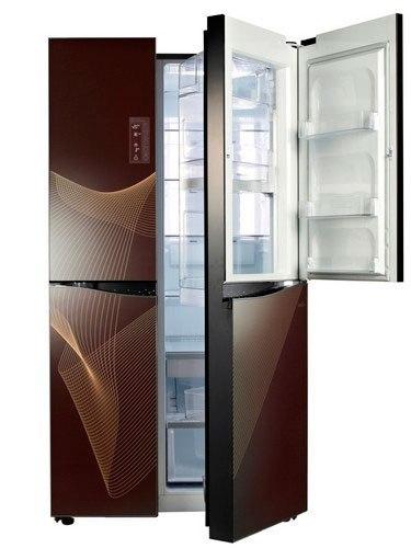 Новый холодильник 2014: LG GR-M257SGKR