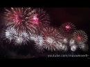 Салют, Москва День Города 2013 - Фейерверк на День города в Москве - Салют в Москве