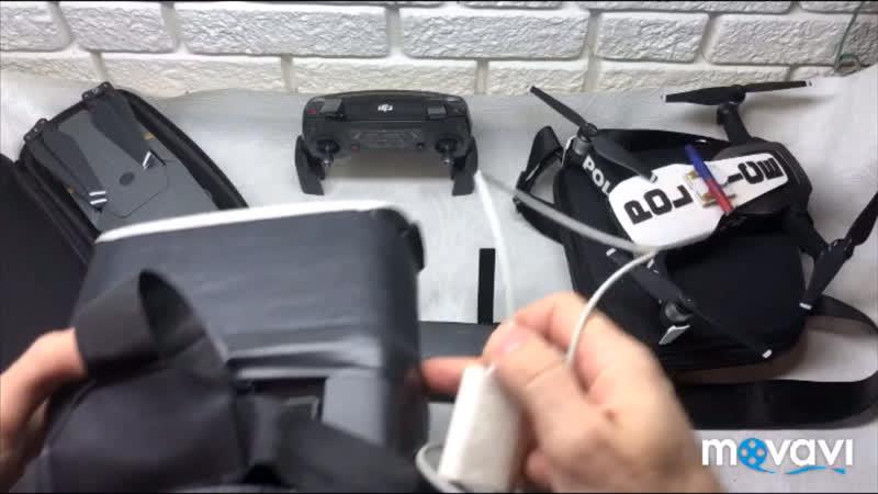 Самодельный VR шлем для Dji и смартфона