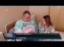 Новий рік Ужгородський пологовий будинок зустрів із чотирма новонародженими