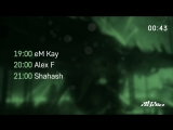 eM Kay and Alex F / Shahash - Live @ Новые Формы / Wicked Wicked (09.10.2018)