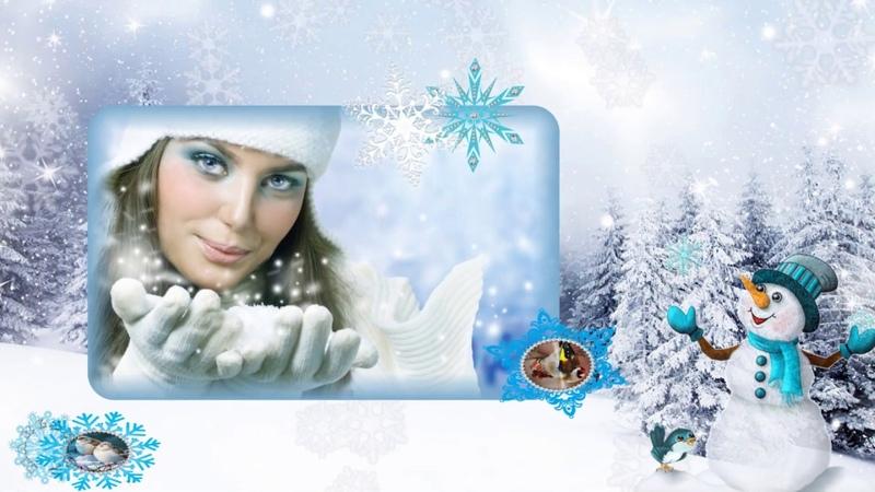 ❄️Белый снег ❄️ Исполнитель песни Виктор Давидзон