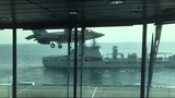An office with a view: F-35 vertical Landing on HMS Queen Elizabeth