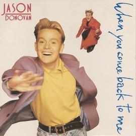 Jason Donovan альбом When You Come Back to Me