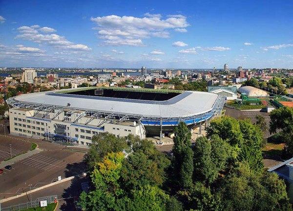 Стадион Днепр Арена