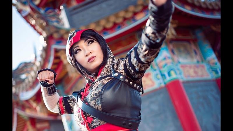 ASSASSIN'S CREED CHINA: YAYA HAN Cosplay Cinematic