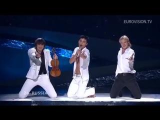 Дима Билан - Believe me (Россия на Евровидение 2009)
