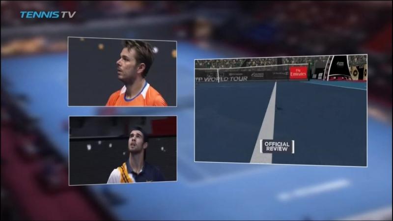 Fair-play от Вавринки/Вавринка - Хачанов/SPB Open (Betting good tennis)