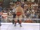 Nikolai Volkoff vs Boris Zhukov SummerSlam Fever Aug 19th, 1990