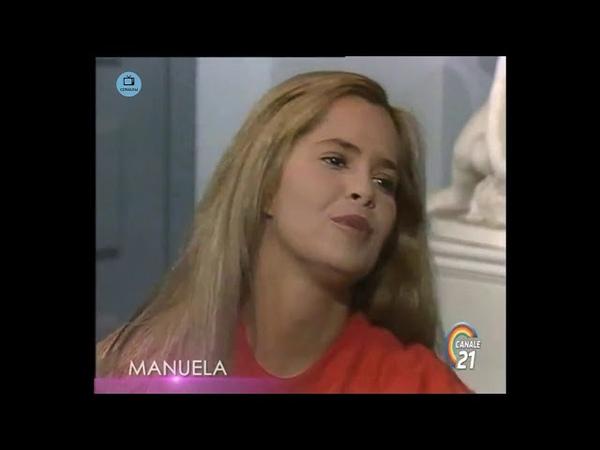 🎭 Сериал Мануэла 219 серия, 1991 год, Гресия Кольминарес, Хорхе Мартинес.