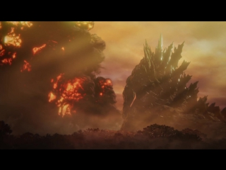 Второй трейлер | The second trailer «Godzilla: Kaijou Wakusei»