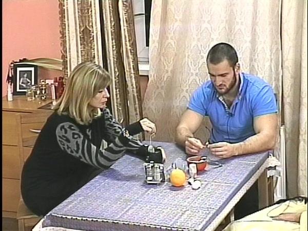 ДОМ-2 После заката 3077 день Ночной эфир (12.10.2012)