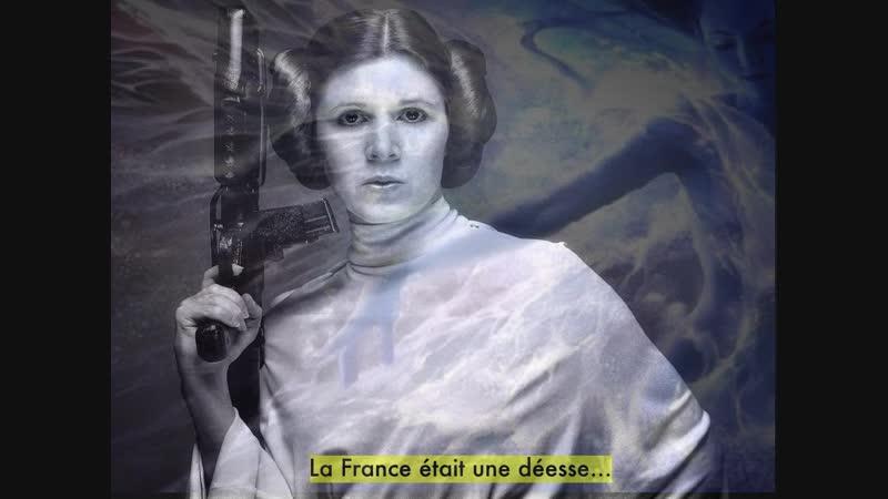 J'ai fait un rêve La France est une déesse Démocratie Souveraine 28 Novembre 2018