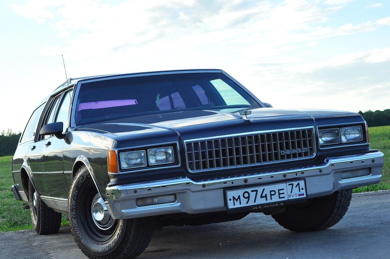 Chevrolet Caprice Classic Wagon 1989 from Russia G1SthukghtU