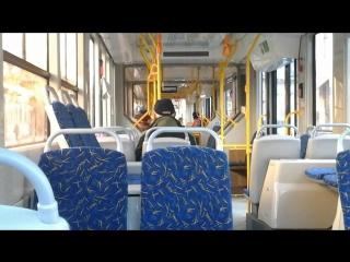 Поездка на трамвае 71-633 , Самара